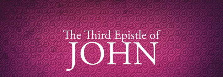 3 John – Take Difficulty Or Make Difficulty For The Gospel